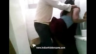 indian couple caught fucking in delhi macdonalds toilet on hidden cam