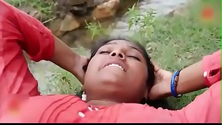 Indian supper Hot village Aunty romance in outdoor hot sex video part-2