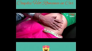 Indian couples hot romance in india
